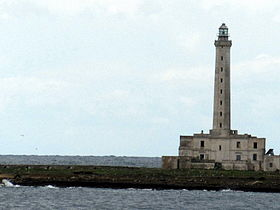 Lighthouse - Isola di Sant'Andrea, Gallipoli.jpg