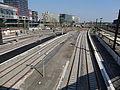 Lille - Travaux en gare de Lille-Flandres (I09, 23 août 2013).JPG