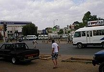 马拉维-經濟-Lilongwe Nico Centre area