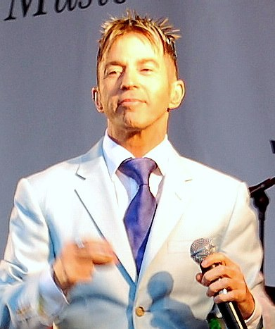 Limahl Audley End concert cropped