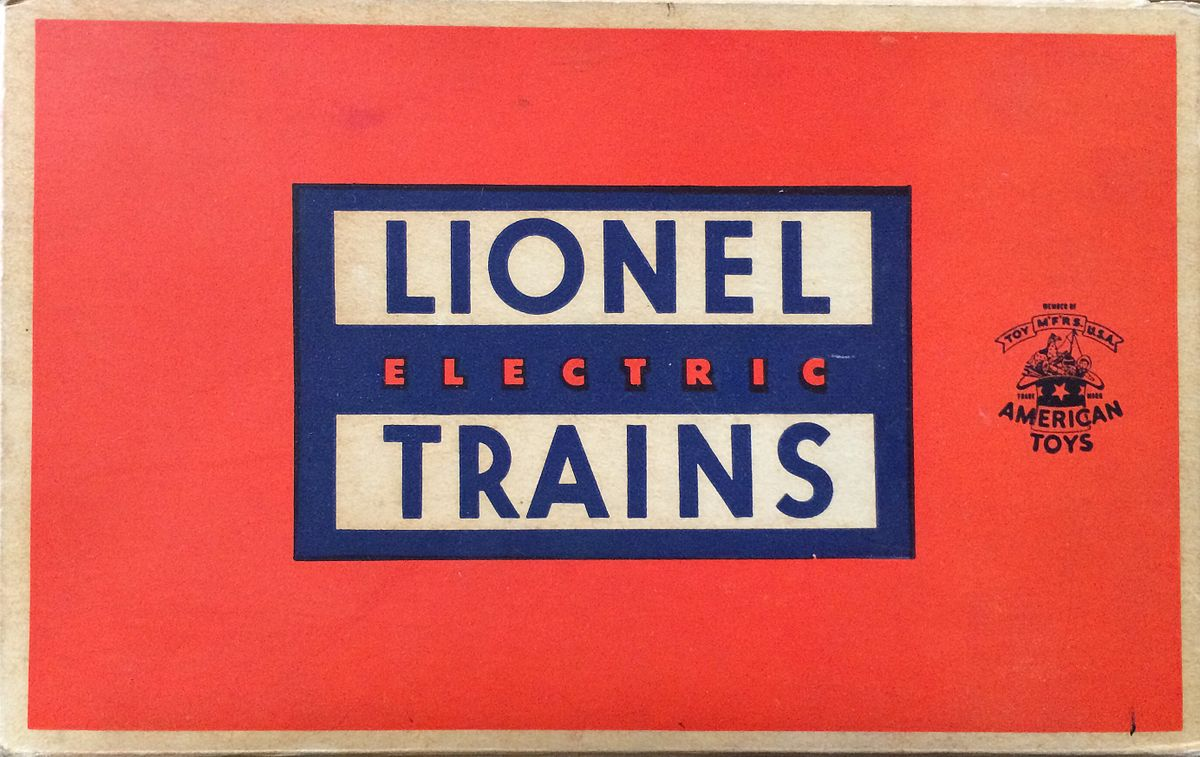 Christmas Electric Trains