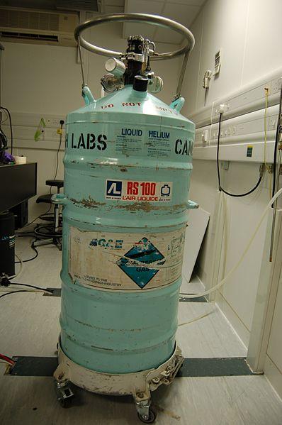 File:Liquid helium dewar.jpg