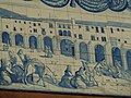 Lisbon, street scenes from the capital of Portugal. Blue painted tiles of Portugal.jpg
