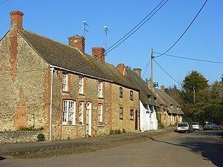 Little Coxwell Human settlement in England