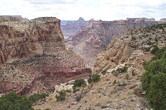 San Rafael Swell - The Little Grand Canyon on the San Rafael River