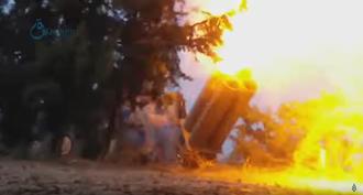 Liwa Ahrar Souriya - Image: Liwa Ahrar Souriya artillery 2