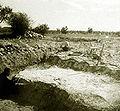 Llano de la Consolación - Joaquín Sánchez Jiménez durante la excavación.jpg