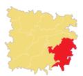Location of Asharkandi Union in Jagannathpur Upazila.png
