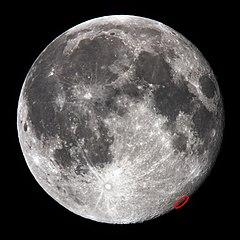 南海 (月球)