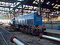Locomotora venida de Temperley maniobrando III.JPG