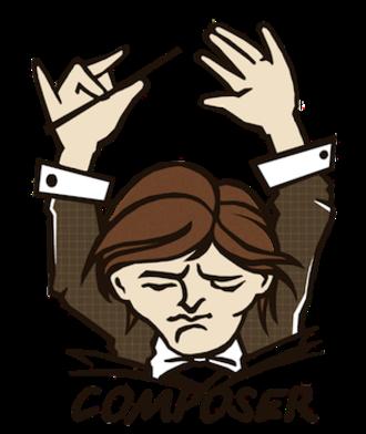 Composer (software) - Image: Logo composer transparent