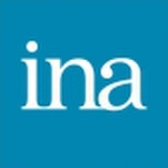 Institut national de l'audiovisuel - Image: Logo ina 90