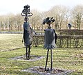 Loki and his cronies - Iron sculptures (Robert Jacobsen - 1959) - panoramio.jpg