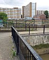 London, disused Dock No 2 at Woolwich Dockyard 03.jpg