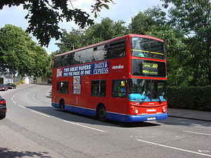 London Bus route 210.jpg
