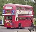 London General Routemaster route 14 Putney Heath terminus, 22 May 2005 (1).jpg