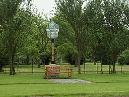 Longstowe's village sign - geograph.org.uk - 459827.jpg