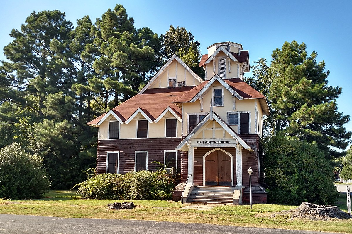 First Christian Church Lonoke Arkansas Wikipedia