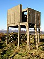 Look out tower on Bigland Barrow - geograph.org.uk - 1070816.jpg