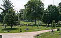 Looking SE at Sec S-R-T - Green Lawn Cemetery.jpg