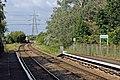 Looking north, Hawarden Bridge railway station (geograph 4032382).jpg