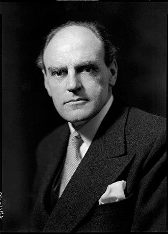 John Reith, 1st Baron Reith - Image: Lord reith