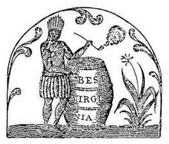 Tobacco in the United States - Lorillard hogshead, 1789