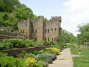 Hamilton County, Ohio - Château Laroche in Symmes Township lies in the Little Miami Valley.