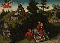 Lucas Cranach d.Ä. - Das Opfer Abrahams (Neue Residenz Bamberg).jpg