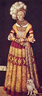 Catherine of Mecklenburg Duchess consort of Saxony, Margravine consort of Meissen and Lady of Freiberg