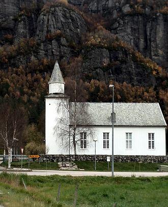 Sirdal - Lunde Church