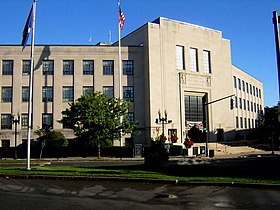 Lynn Memorial City Hall and Auditorium