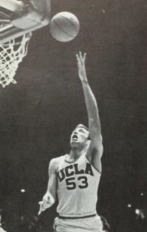 Lynn Shackelford - Shackelford with the Bruins during 1968–69 season