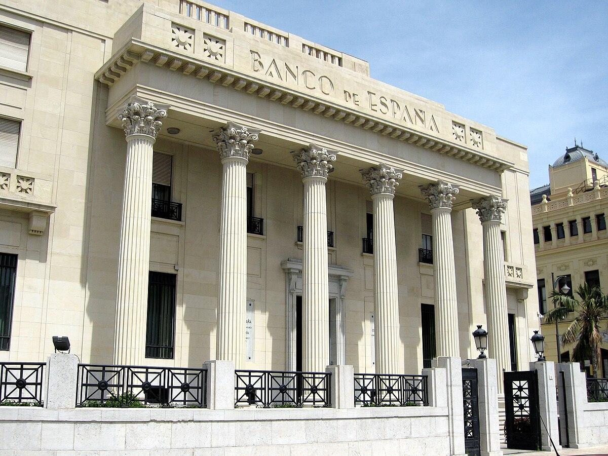 Edificio del banco de espa a m laga wikipedia la for Buscador oficinas bancarias