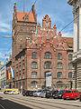 München, gebouw achter das Landgericht 2012-08-05 11.34.JPG