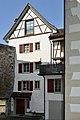 Müseggturm (Rapperswil) - Herrenberg-Engelplatz 2013-04-01 14-58-26 ShiftN.jpg