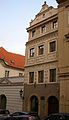 Měšťanský dům U koníčka (Malá Strana), Praha 1, Nerudova 3, Malá Strana.JPG