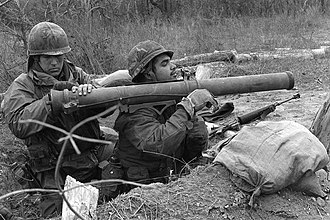 Recoilless rifle - M67 recoilless rifle