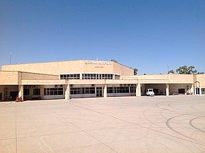 Mosul International Airport - Image: MOSUL AIRPORT . IRAQ panoramio
