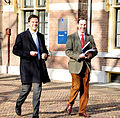 MP Rutte op weg naar de Tweede Kamer (5494232714).jpg