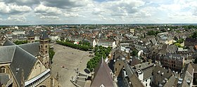 Maastricht, panorama view from Sint-Janskerk.jpg