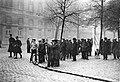 Maastricht, stakend Sphinx personeel, 1933.jpg