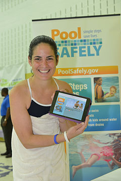 Maddy Crippen takes the Pool Safely Pledge.jpg