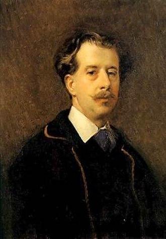 Francisco Lameyer - Francisco Lameyer; portrait by Raimundo Madrazo (1866)