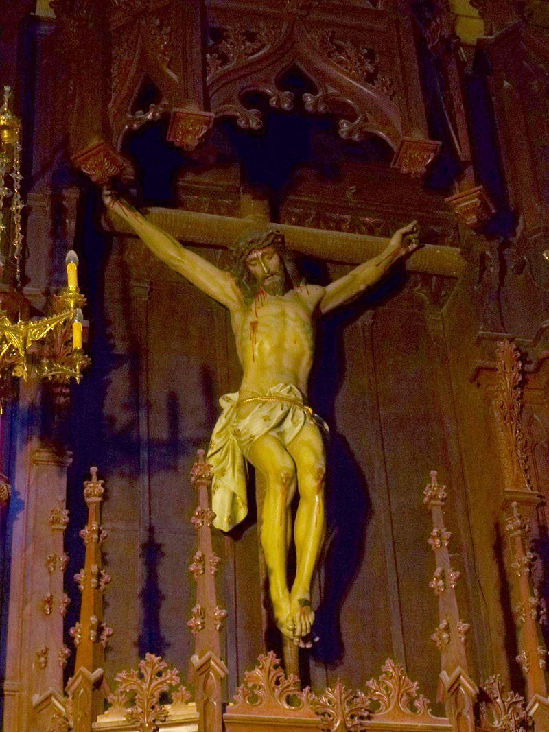 Madrid - Iglesia de Santa Cruz 10.JPG