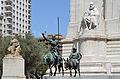 Madrid - Monum Cervantes 04.jpg