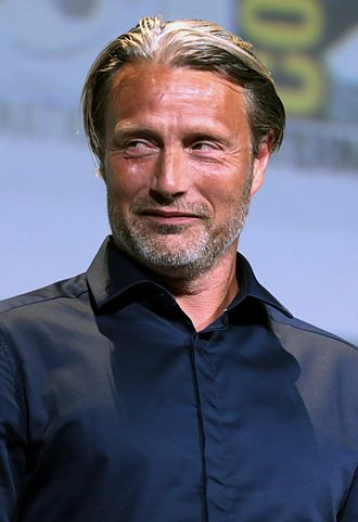 Mads Mikkelsen - Mikkelsen at the 2016 San Diego Comic-Con International