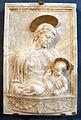 Maestro della madonna piccolomini (copia da), madonna col bambino, 1450-1500 ca..JPG