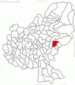 Vị trí của Magherani