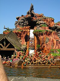 Magic Kingdom - Splash Mountain - by dewittn.jpg